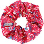 Scrunchie cherry cornflower - PPMC