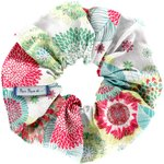 Scrunchie powdered  dahlia - PPMC