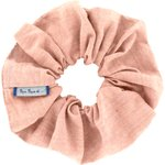 Scrunchie gauze pink - PPMC