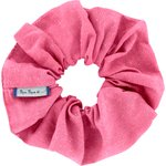 Scrunchie rose pailleté - PPMC