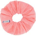 Scrunchie vichy peps - PPMC