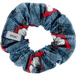 Small scrunchie flowered night - PPMC