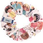 Small scrunchie petites filles pop - PPMC