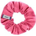 Small scrunchie rose pailleté - PPMC