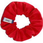 Small scrunchie tangerine red - PPMC