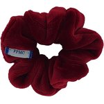 Small scrunchie red velvet - PPMC