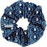 Chouchou elephant jean - PPMC