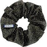 Scrunchie noir pailleté - PPMC