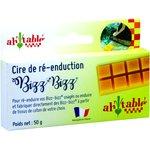 Cire bio de ré-enduction Bizz-Bizz® 50g   - PPMC