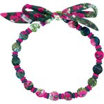 Chlidren necklace flowered garden - PPMC