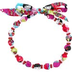 Chlidren necklace kokeshis - PPMC