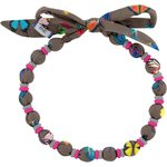 Chlidren necklace multicolored butterfly - PPMC