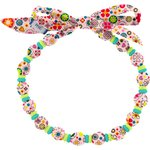 Chlidren necklace pink meadow - PPMC