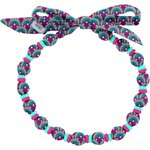 Chlidren necklace purple provence - PPMC