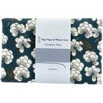 1 m fabric coupon paradis bleu - PPMC