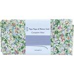 Coupon tissu 50 cm baie mentholée - PPMC