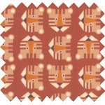 Coupon tissu 50 cm geotiger - PPMC