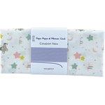 Coupon tissu 50 cm souris rêveuses - PPMC