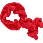 Bufanda polar rojo peluche - PPMC