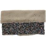 Adult Fur scarf snood grasses - PPMC