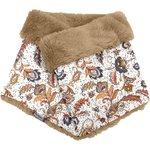 Adult Fur scarf snood kashmir - PPMC