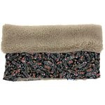 Children fur scarf snood grasses - PPMC