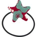 Estrella elástica del cabello cerezo rubí - PPMC
