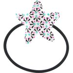 Pony-tail elastic hair star neon shards - PPMC