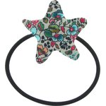 Pony-tail elastic hair star flower mentholated - PPMC
