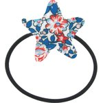 Pony-tail elastic hair star flowered london - PPMC