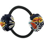 Japan flower pony-tail holder lyrebird - PPMC