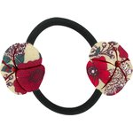 Japan flower pony-tail holder poppy - PPMC