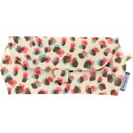 Glasses case confetti aqua - PPMC
