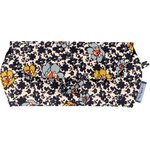 Glasses case ochre flower - PPMC
