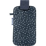 Phone case silver star jeans - PPMC