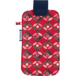 Big phone case paprika petal - PPMC