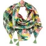 Pom pom scarf bracken - PPMC
