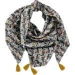 Pom pom scarf mosaïka - PPMC