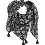 Foulard pompon ours pop - PPMC