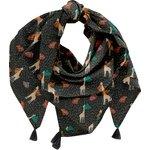 Pom pom scarf palma girafe - PPMC