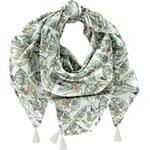 Pom pom scarf paradizoo mint - PPMC