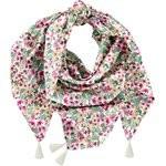 Pom pom scarf spring - PPMC
