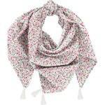 Pom pom scarf rosary - PPMC