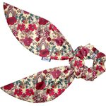 Short tail scrunchie poppy - PPMC