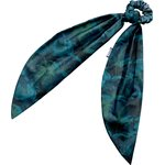 Long tail scrunchie wild winter - PPMC
