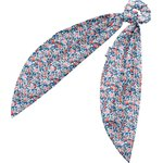 Long tail scrunchie flowered london - PPMC