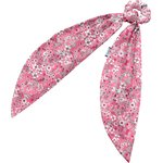 Long tail scrunchie pink violette - PPMC