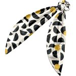 Long tail scrunchie golden moon - PPMC