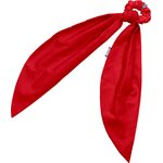 Long tail scrunchie  red - PPMC
