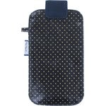 Big phone case etoile marine or - PPMC